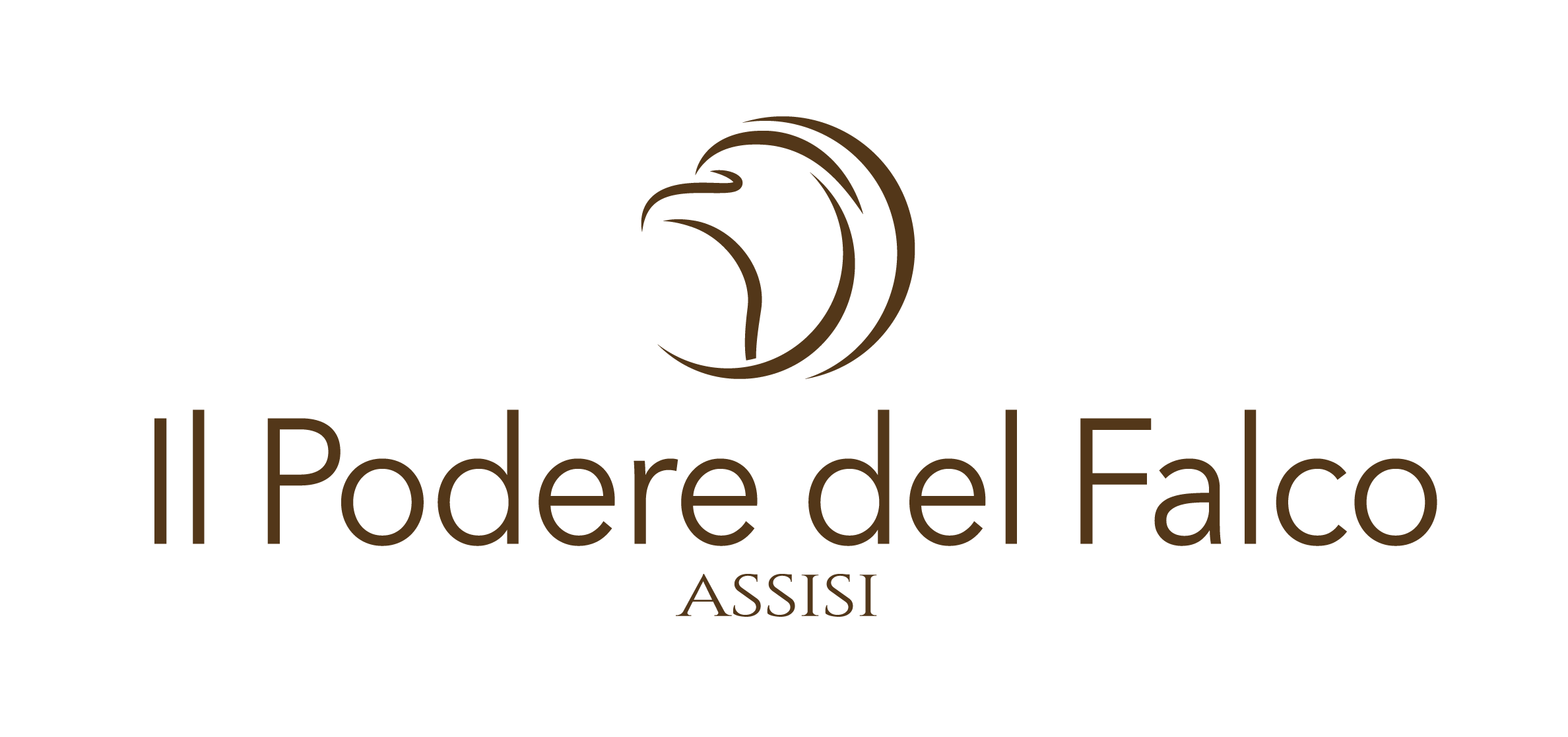 Logo dell'Podere del falco a Assisi